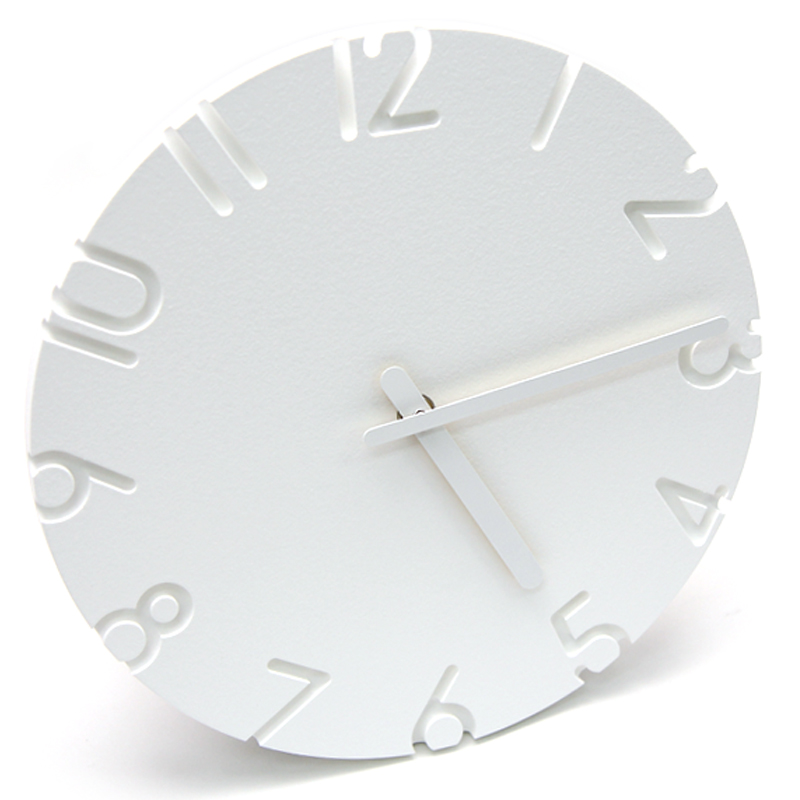 CARVED Wall Clock