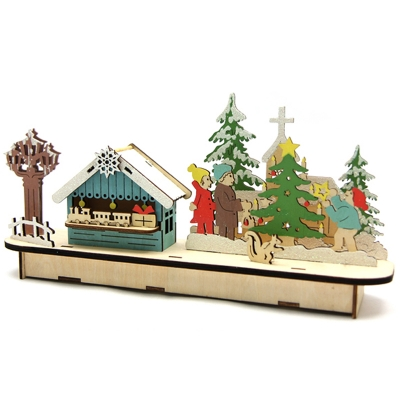 When Christmas Comes to Wooden Town 2