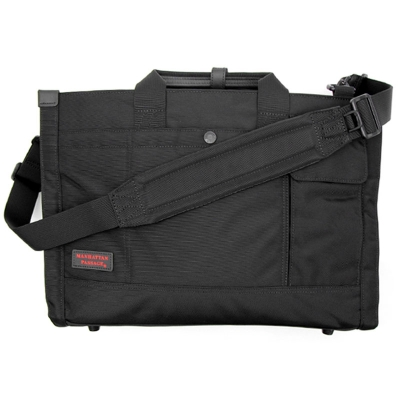 "맨하탄페세지 #9060 Multi-Pocket""Modern"" Briefcase"