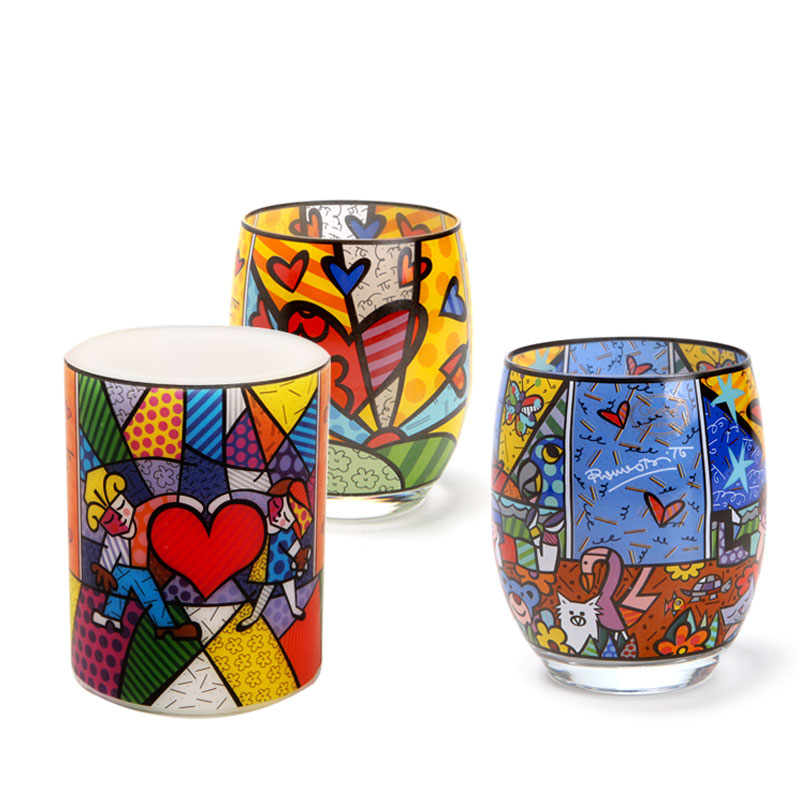 BRITTO COLLECTION - Candle & Tea Light