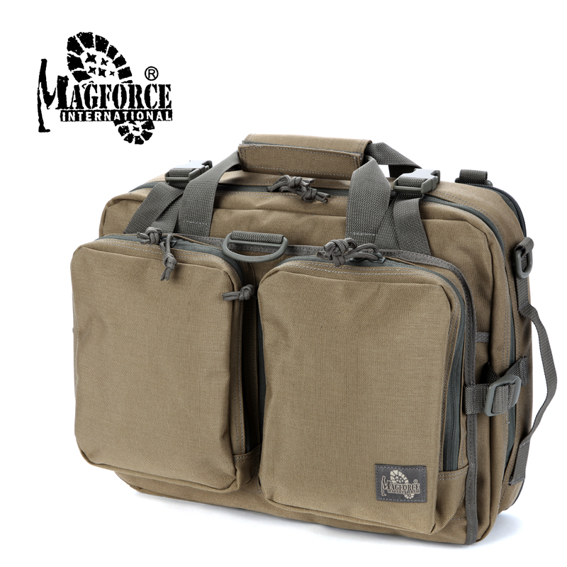 MAGFORCE - Griffin 3Way Office Bag #2222