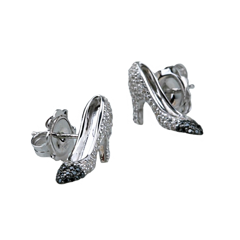 miss bibi 'CHANEL shoe crystal collection'