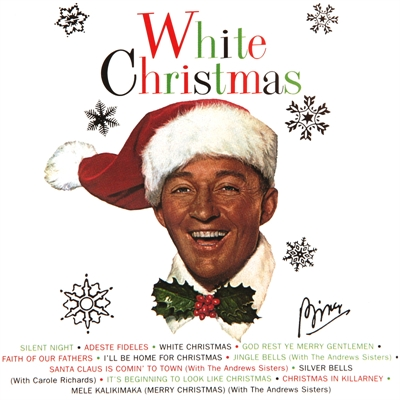 [음반] Bing Crosby - Merry Christmas [Vol.02]