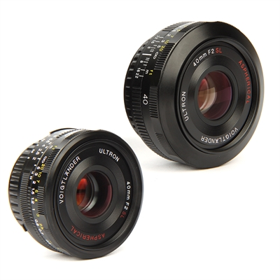 Voigtlander ULTRON 40mm F2 SL II N Aspherical [for CANON, NIKON]