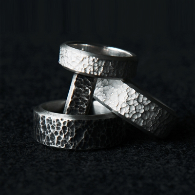 STONE WAVES RING