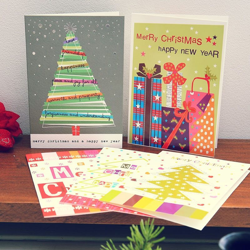 Tree & Gift Cards