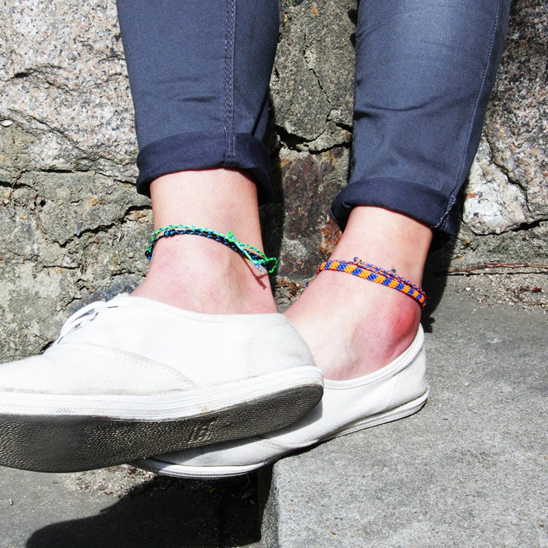 Wakami Anklets