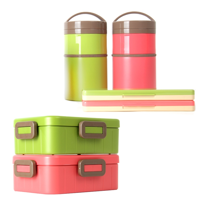 COLOR LUNCH BOX