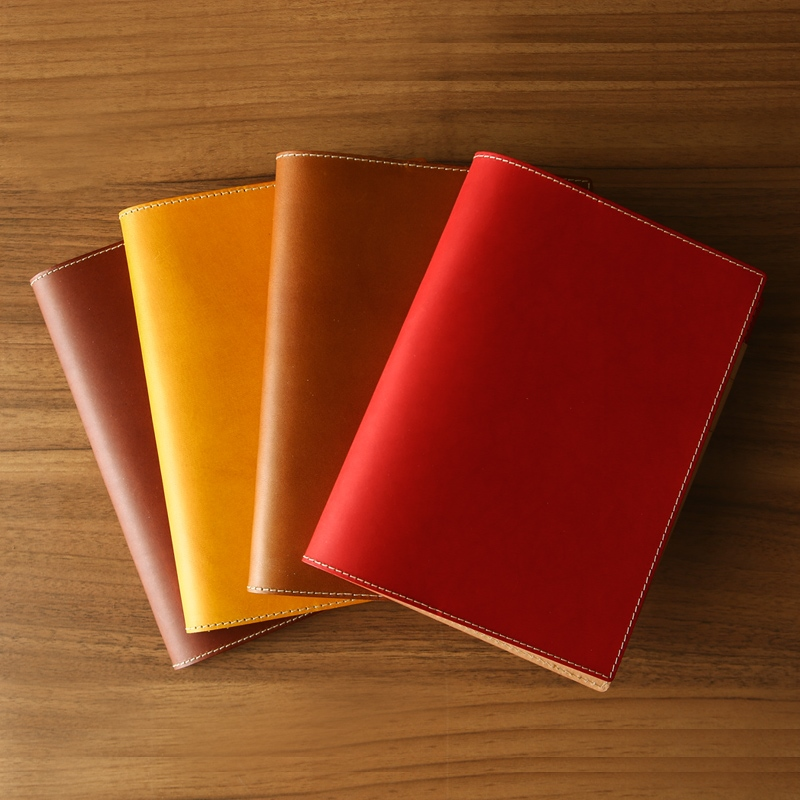 hevitz 2Way Note Cover for Rhodia A5 Buttero