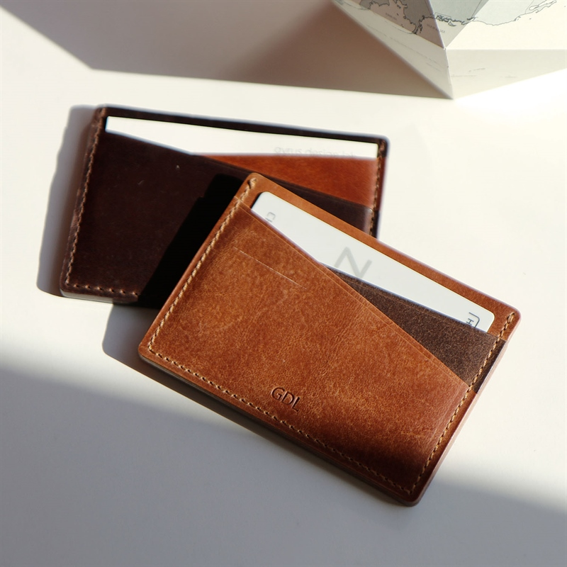 GDL LEATHER CARD CASE