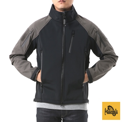 MAGFORCE street walker Soft shell jacket