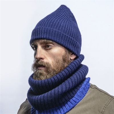 KNITTED HAT BUFF ® [BASIC / STREAM]