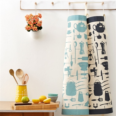 Victoria Eggs - Airfix Kitchen Apron