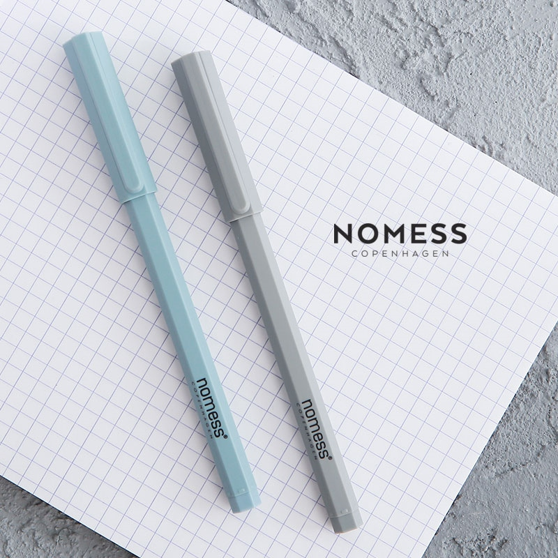 [클리어런스] NOMESS GELPEN HEXAGON 2pcs