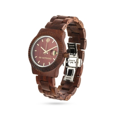 [AB AETERNO] Sky Collection wood watch