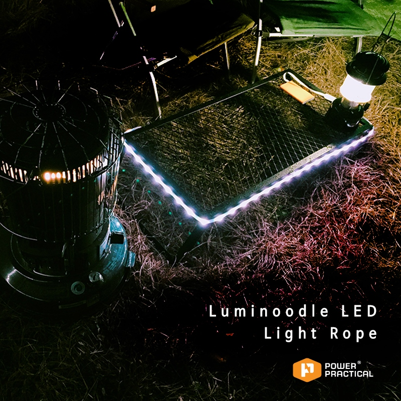 LUMINOODLE LED LIGHT ROPE 루미누들