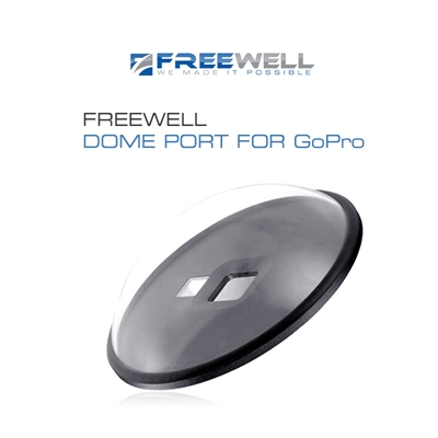 [FREEWELL] DOME for GoPro