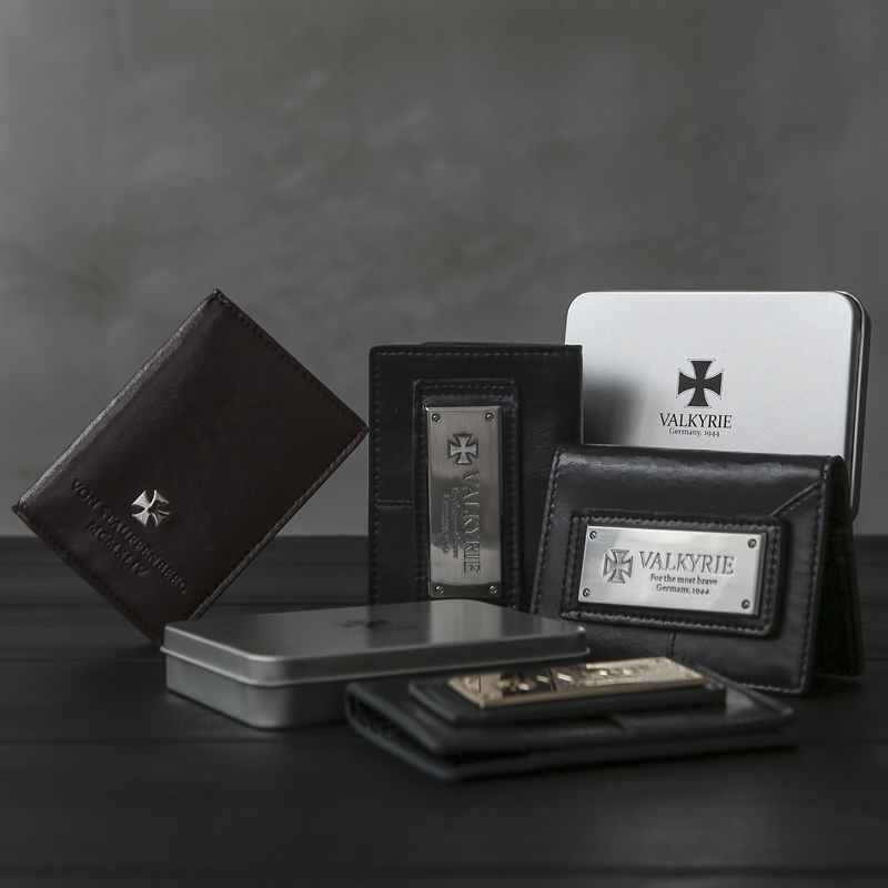 [Valkyrie] Germania Compact Wallet