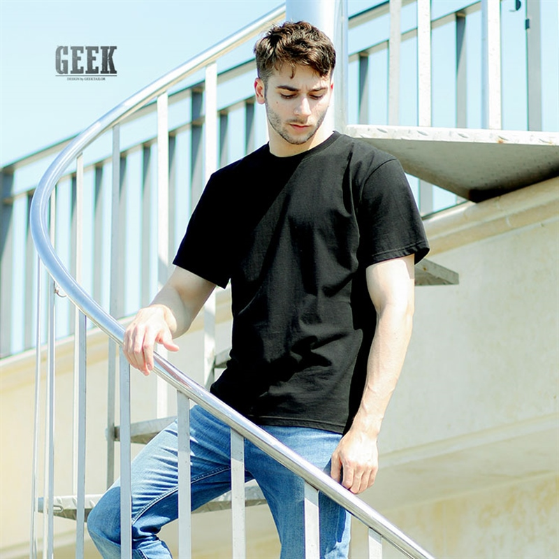 Geektailor Basic T-Shirts (2Pack)