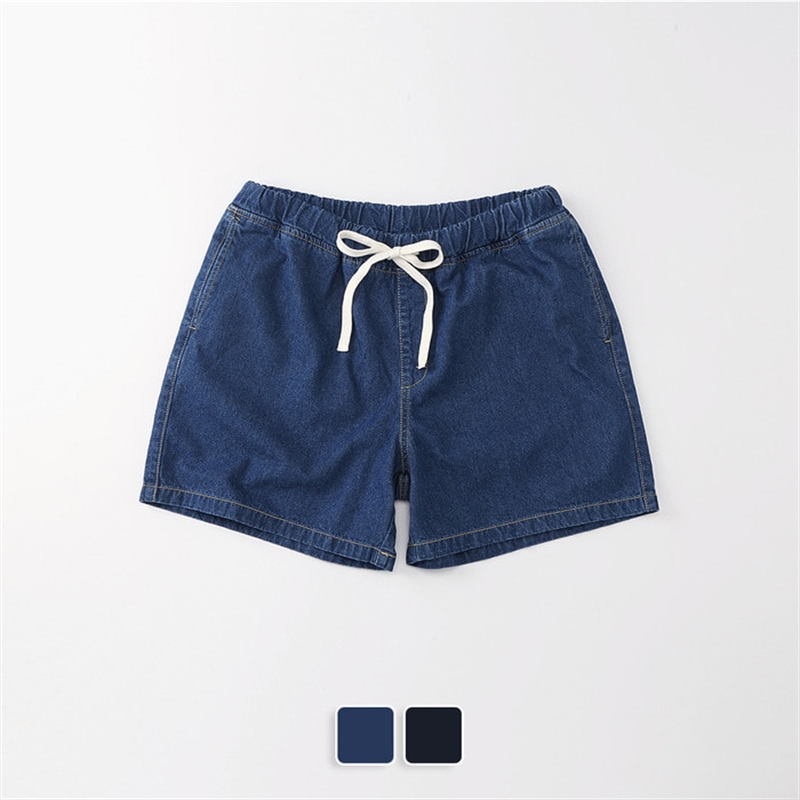 언리미트-Denim Shorts