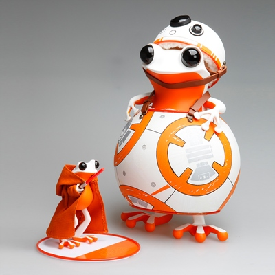 Apo Frogs-STAR WARS:Gallery(Artist Collaboration) 2019