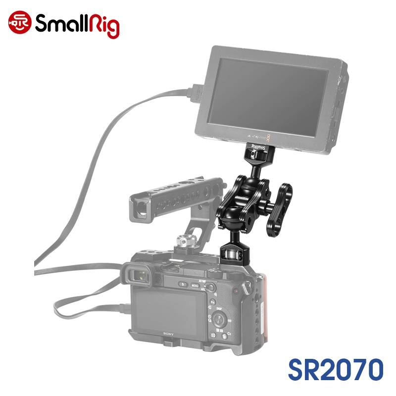 SmallRig Articulating Arm with Double Ballheads 2070 / SR2070
