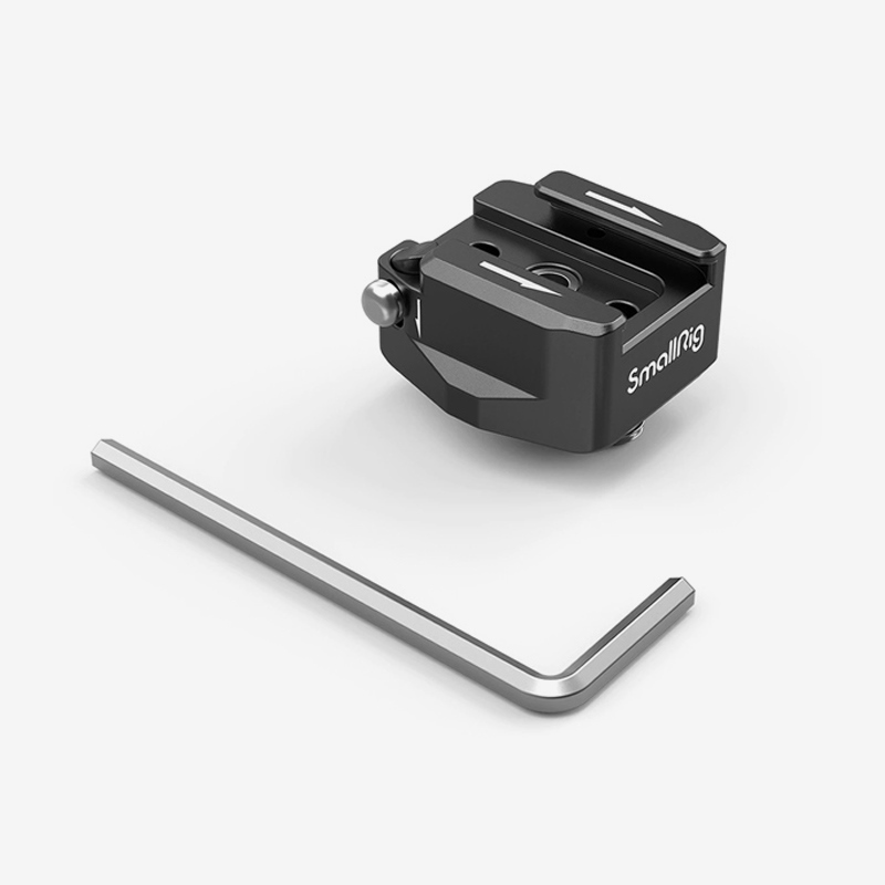 SmallRig Rotatable Cold Shoe Mount Adapter 2819 / SR2819