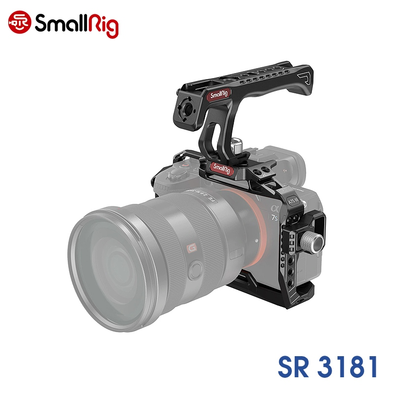 SmallRig Professional Cage Kit for Sony Alpha 7SIII 3181 / SR3181